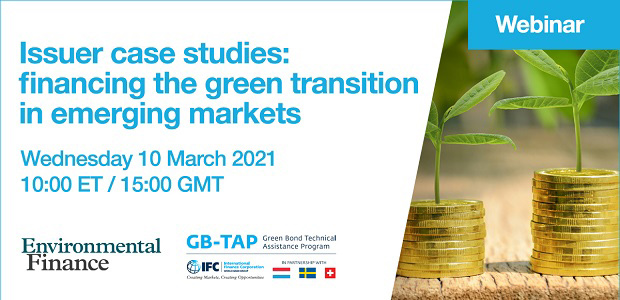 Financing the green transition in emerging markets