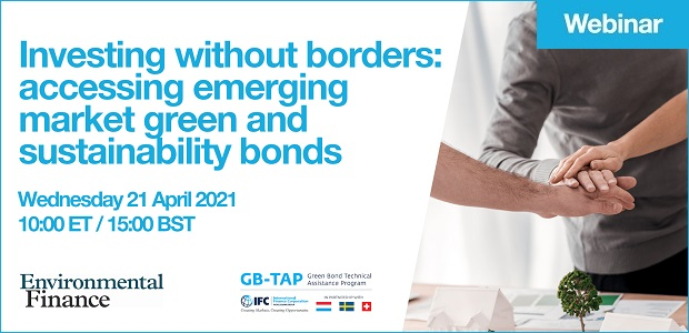 Investing without borders: accessing emerging market green bonds
