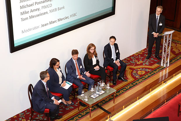 PANEL: The aims of integrating ESG into fixed income