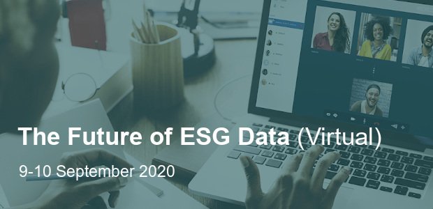 The Future of ESG Data 2020 Virtual Conference