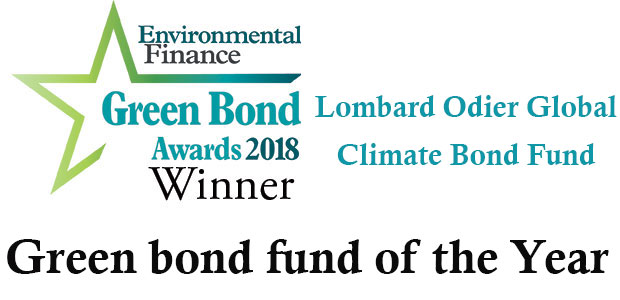 Green Bond Fund of the year - Lombard Odier Global Climate