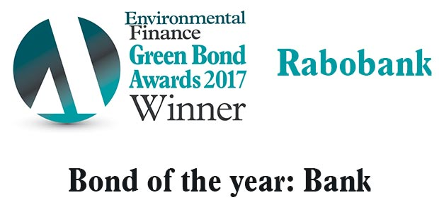 Bond of the year: Bank - Rabobank