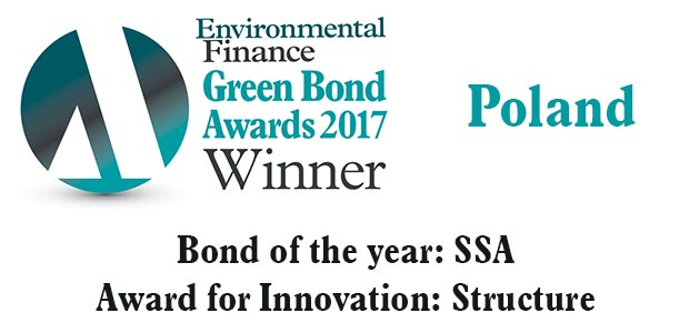 Bond of the year: SSA and Award for Innovation: Structure - Poland