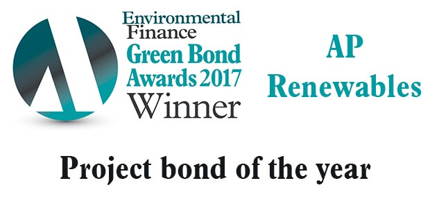 Project bond of the year - AP Renewables