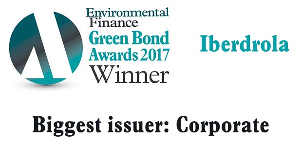 Biggest issuer: Corporate - Iberdrola