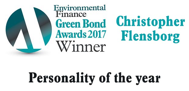 Personality of the year - Christopher Flensborg