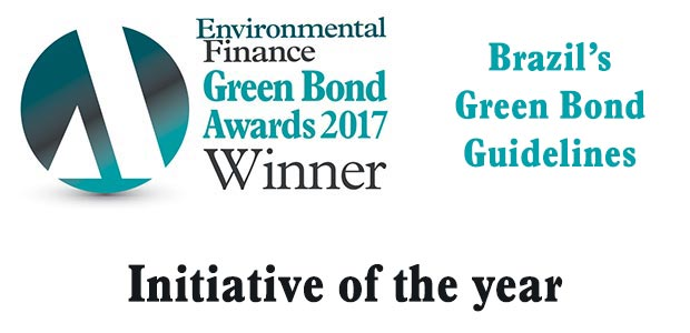 Initiative of the Year - Brazil's Green Bond Guidelines