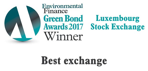 Best exchange: Luxembourg Stock Exchange