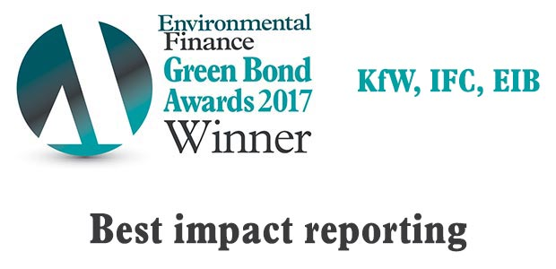 Best impact reporting - KfW, IFC and EIB