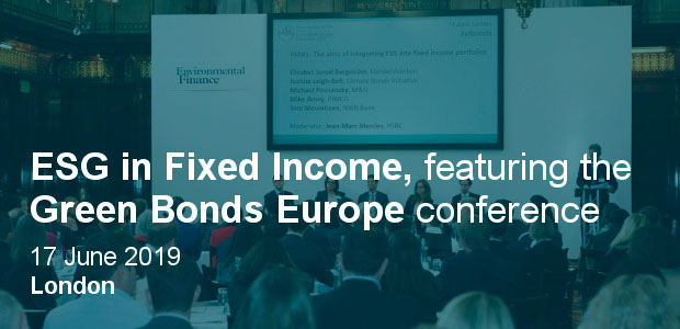 ESG in Fixed Income featuring Green Bonds Europe